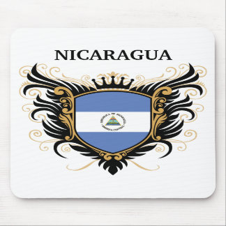 Nicaragua personalize mouse mats