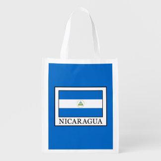 Nicaragua Reusable Grocery Bag