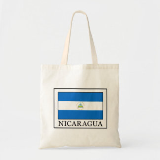 Nicaragua Tote Bag