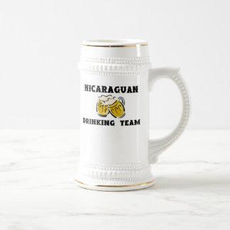 Nicaraguan Drinking Team Stein