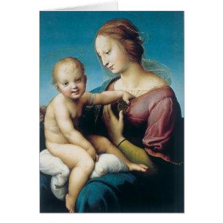 Niccolini-Cowper Madonna Card