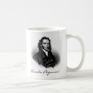 Niccolò Paganini Coffee Mug