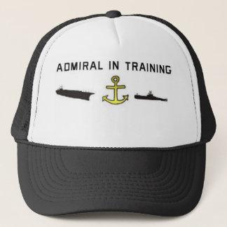 Nice Admiral Trucker Hat