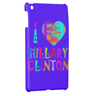 Nice and lovey Amazing Hope Hillary for USA Colors iPad Mini Cover