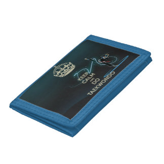 Nice and stylish purse for the young in the style tri-fold wallets