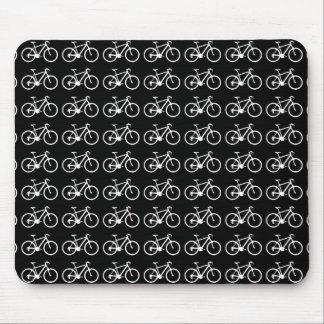 nice bicycle . biking . bike-themed mouse pad