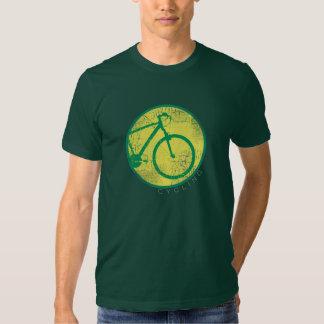 nice bicycle . biking . bike-themed tees