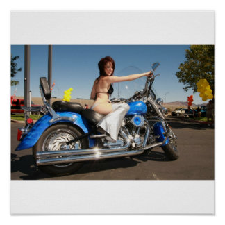 Nice Bike! Poster