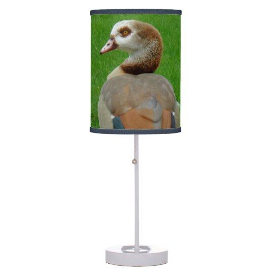 Nice Bird Table Lamp