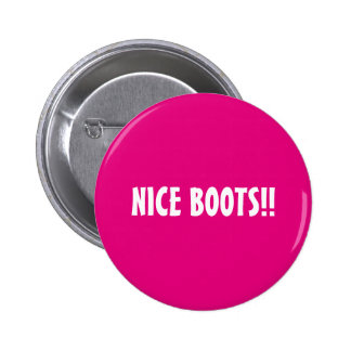 NICE BOOTS 2 INCH ROUND BUTTON