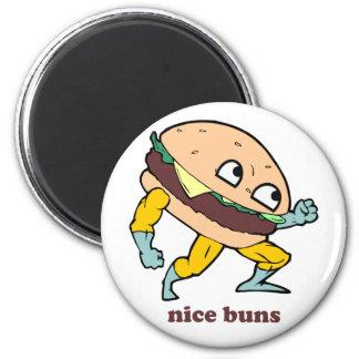 Nice Buns Magnet