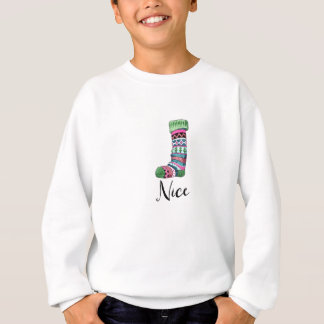 Nice Christmas Shirt - Stockings