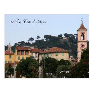 Nice, Côte d'Azur Postcard
