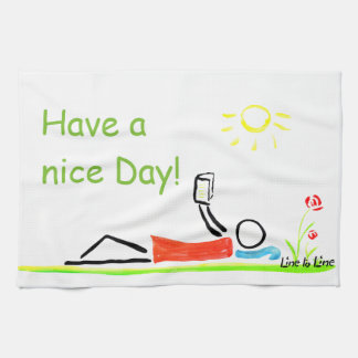 nice Day Towel