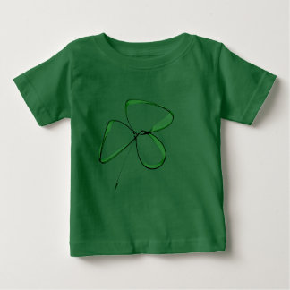 nice drawing small clover baby T-Shirt
