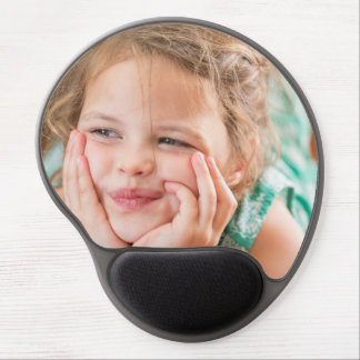 Nice Family Photo Gel Mouse Pad