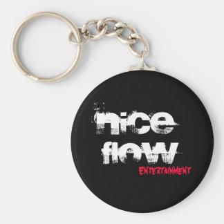 Nice-Flow Keychain