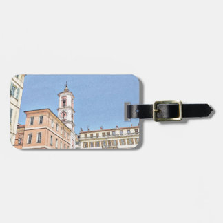 Nice, France City Streets Luggage Tag