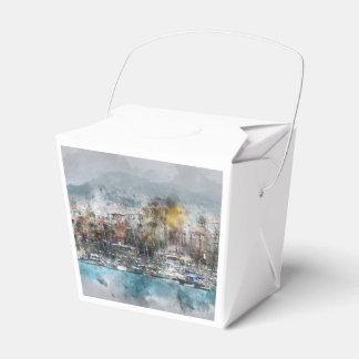 Nice France Favor Box
