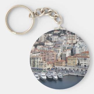 Nice France Keychain