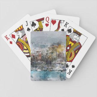 Nice France Poker Deck