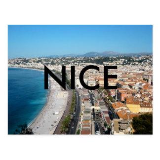 nice,FRANCE Postcard