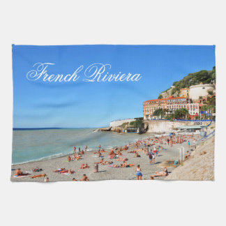 Nice. French Riviera Kitchen Towels