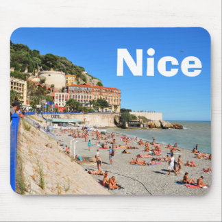 Nice. French Riviera Mouse Pad