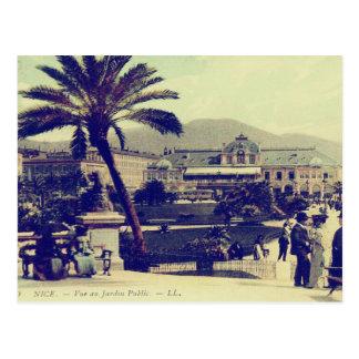 Nice French Riviera Postcard