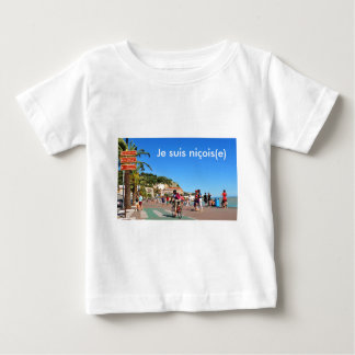 Nice. French Riviera Tee Shirts