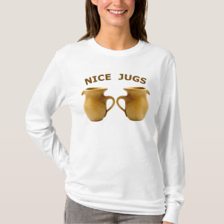 Nice Jugs Women's Long Sleeve T-Shirt