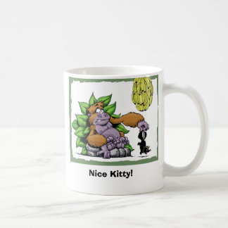 Nice Kitty! Coffee Mug