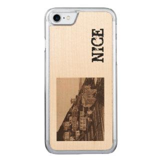 Nice Le Mont Boron Cote de Azur France Carved iPhone 8/7 Case
