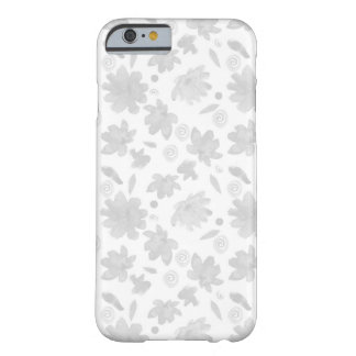 Nice light watercolor flowers case