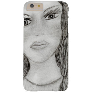 NICE MARY BARELY THERE iPhone 6 PLUS CASE