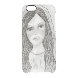 NICE MARY CLEAR iPhone 6/6S CASE