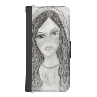 NICE MARY iPhone SE/5/5s WALLET CASE