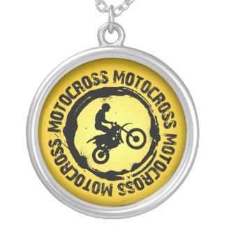 Nice Motocross  Seal 1 Custom Necklace