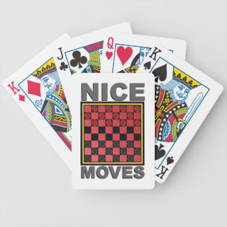Nice Moves Poker Deck