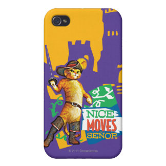 Nice Moves Senor Cover For iPhone 4