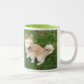 Nice mug for dog lovers
