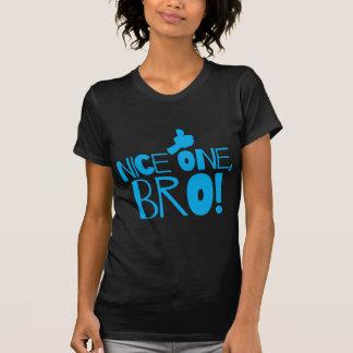 Nice one Bro! Kiwi New Zealand funny T-Shirt