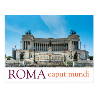 Nice postcard from Rome