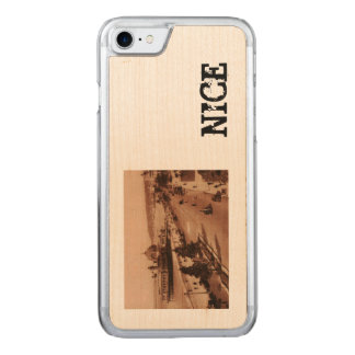 Nice Promenade 1920 Carved iPhone 8/7 Case