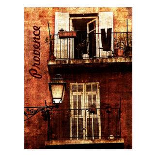 Nice, Provence postcard