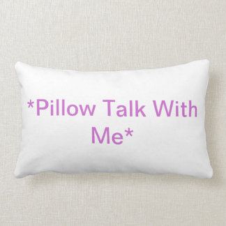 nice quote pillow to spice up your bedroom