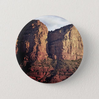 nice rock monument 2 inch round button