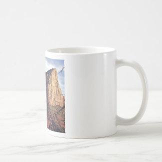 nice rock monument coffee mug