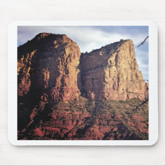 nice rock monument mouse pad