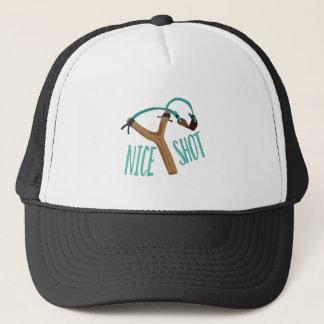 Nice Shot Trucker Hat
